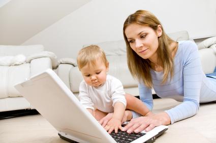 Работа в интернете для женщин в декретном отпуске